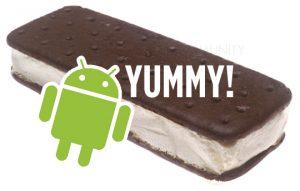 Android 4.0 Ice Cream Sandwich broncode nu beschikbaar