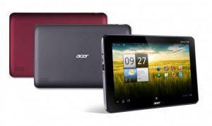 Acer Iconia Tab A200 aangekondigd met 10.1 inch scherm en Tegra 2