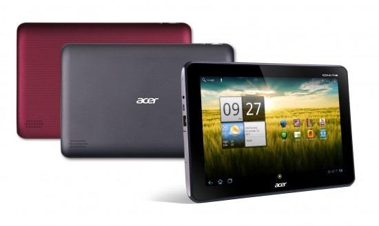 Acer Iconia Tab A200 aangekondigd met 10.1 inch scherm en Tegra 2 processor