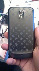 Google deelt 'speciale' Galaxy Nexus uit aan medewerkers