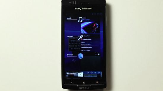 Sony Ericsson maakt alfaversie Ice Cream Sandwich ROM voor Xperia-telefoons beschikbaar