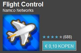Tien apps voor tien cent dag 7 met o.a. Doodle Jump, Flight Control en Flick Soccer!