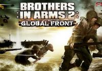 Gameloft's Brother in Arms 2 gratis te downloaden in de Android Market
