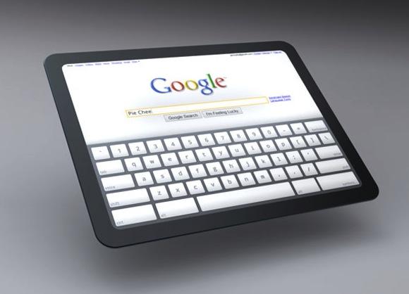 Eric Schmidt: 'Volgende Google-tablet binnen zes maanden'