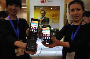 Samsung kondigt Android-fliptelefoon aan met 2 schermen