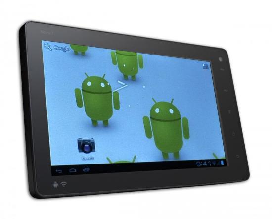 MIPS kondigt 7 inch Android-tablet aan met ICS voor 100 dollar