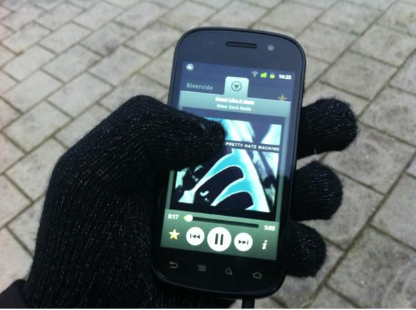 Mujjo touchscreen handschoenen Review: telefoon bedienen met handschoenen