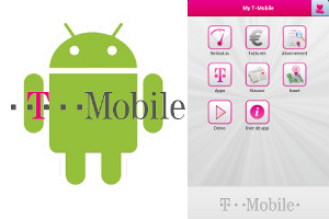 Preview: My T-Mobile app voor Android