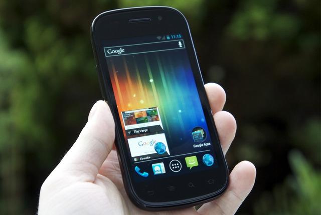 Google begonnen met verspreiden Ice Cream Sandwich voor Nexus S