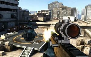 Modern Combat 3: Fallen Nation nu te vinden in de Andorid Market