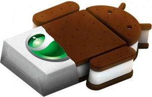 Sony Ericsson begint eind maart 2012 met het uitrollen van Ice Cream Sandwich