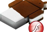 Flash Player voor Android ondersteunt nu Ice Cream Sandwich