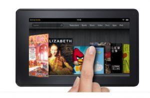 Amazon verkoopt meer dan 1 miljoen Kinde Fire tablets per week