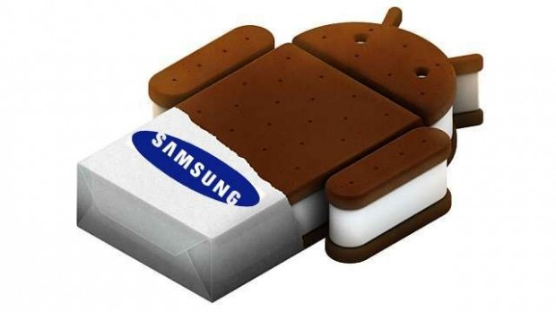 Samsung Galaxy S II en Galaxy Note krijgen Ice Cream Sandwich in eerste kwartaal 2012