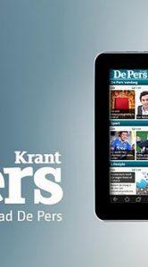 De Pers brengt tweede Android-app uit
