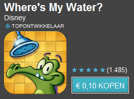 Tien apps voor tien cent dag 8 met o.a. FlightTrack, Where's My Water? en Instant Heart Rate