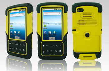 Winmate maakt 'rugged' smartphone S430T met Android en Windows