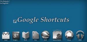 Alle Google-diensten in één app met Google Snelkoppelingen
