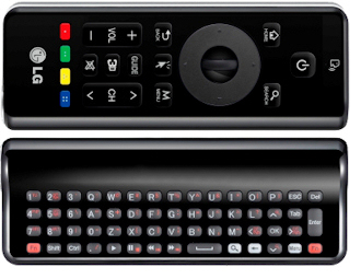 LG Magic Remote QWERTY