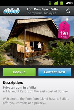 airbnb-strandvilla-android