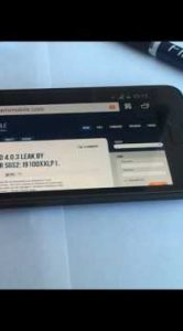 Video thumbnail for youtube video Android 4.0.3 voor Samsung Galaxy S II gelekt - Androidplanet.nl