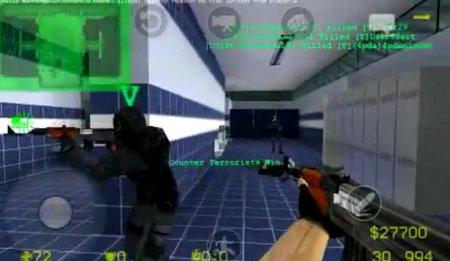 Counter-Strike geport naar Android