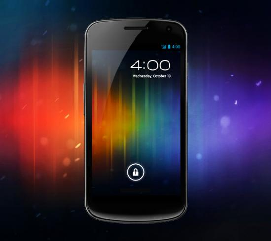 Apple klaagt Samsung aan vanwege Galaxy Nexus lockscreen