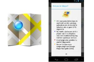 Google Maps krijgt kleine update en binnenkort eerste Google Maps game