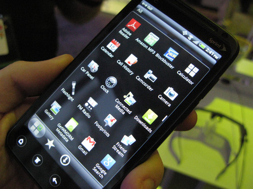 Winst HTC daalt voor het eerst in twee jaar
