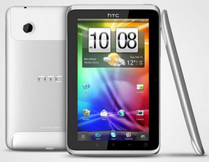 Honeycomb-update voor HTC Flyer (Wi-Fi-only) rolt binnen