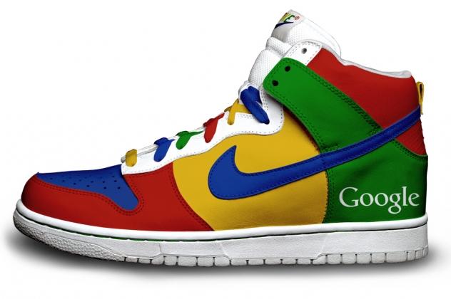Google-schoen