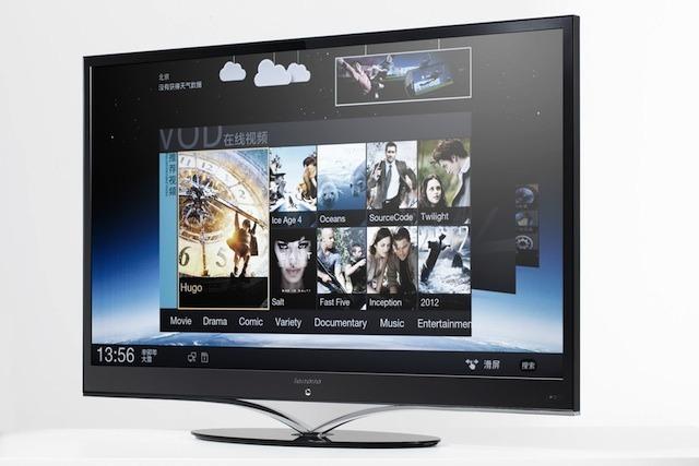Lenovo Smart TV K91