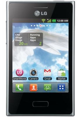 LG Optimus L3 E400 voor
