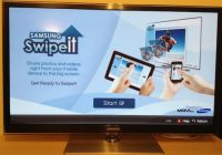Samsung gaat AirPlay-concurrent SwipeIt op CES presenteren