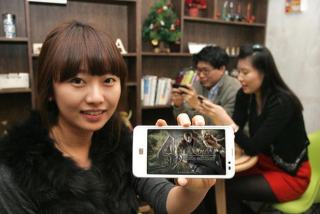 LG kondigt Android-versie Resident Evil 4 aan voor select aantal gebruikers