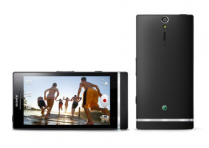 Sony presenteert Xperia S met 720p-scherm en 12 megapixel camera #CES2012