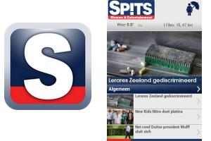 Spits brengt officiële Spitsnieuws Android-app uit