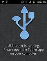 ClockworkMod Tether: gratis tethering-app voor Android, geen rootrechten nodig