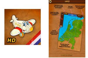 Leer Nederlandse steden kennen met Topo Nederland HD