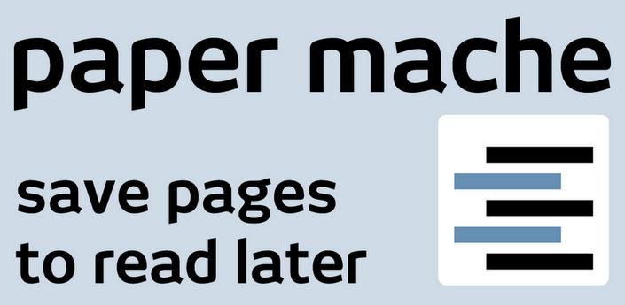 WebOS Instapaper-client Paper Mache nu ook beschikbaar voor Android