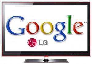 'LG en Google van plan om samen aan Nexus-televisie te gaan werken'