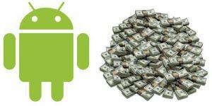 """Oracle: """"1 dag Android-activaties levert Google jaarlijks 10 miljoen dollar op"""""""