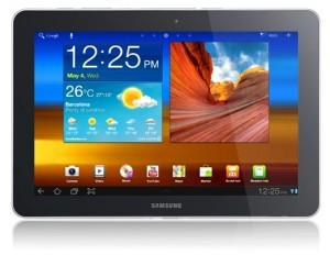 Samsung Galaxy Tab 10.1 mag in Nederland verkocht blijven worden
