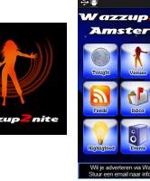 Weet waar te feesten met Wazzup2nite