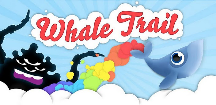 Vlieg met een walvis in Whale Trail