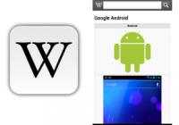 Wikipedia brengt officiële Android-app uit