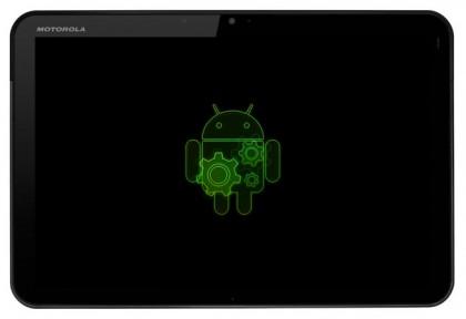 Google begonnen met verspreiden Ice Cream Sandwich update voor Motorola Xoom