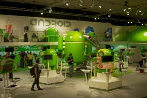 Google activeert 850.000 Android-apparaten per dag