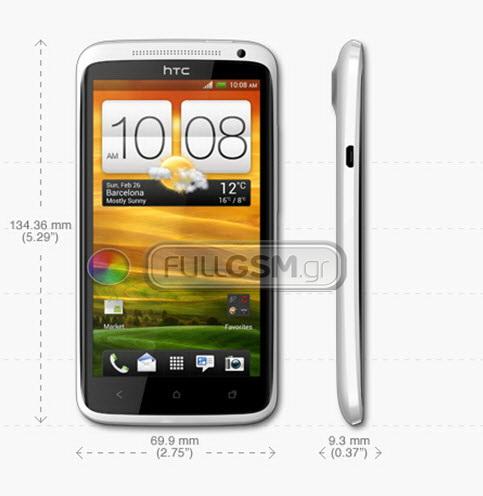 HTC One X gelekt voor officiële aankondiging MWC (update)