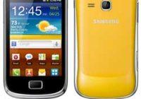 Samsung Galaxy Mini 2 en Samsung Galaxy Ace 2 officieel aangekondigd